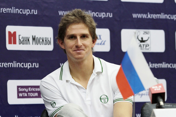 Myskina out, Andreev in as Russian Fed Cup Captain