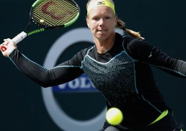 Bertens Does Double Duty and Claims Biggest Title at Charleston