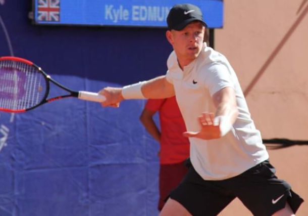 Edmund Works Double Duty to Reach Marrakech Final