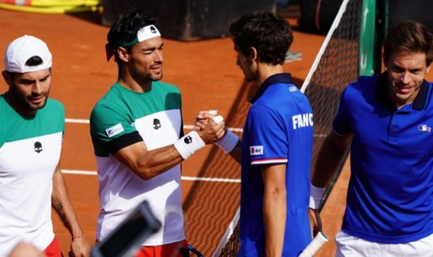 By the Numbers: France Zeros in and Nadal's Challenge