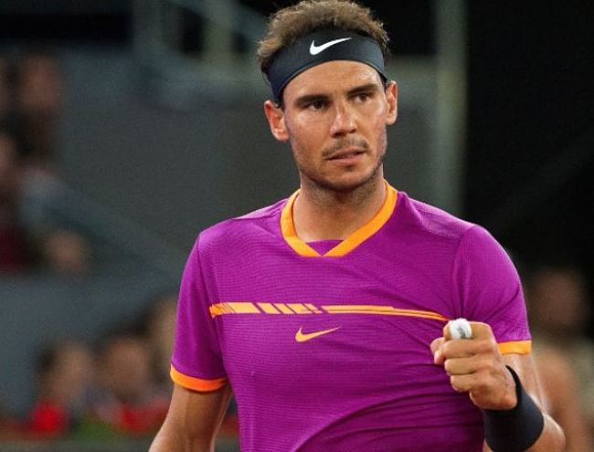 Nadal is No.1 Again, but Must Run Table to Stay
