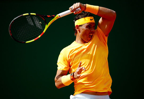 Nadal Starts off With Impressive Win at Monte-Carlo