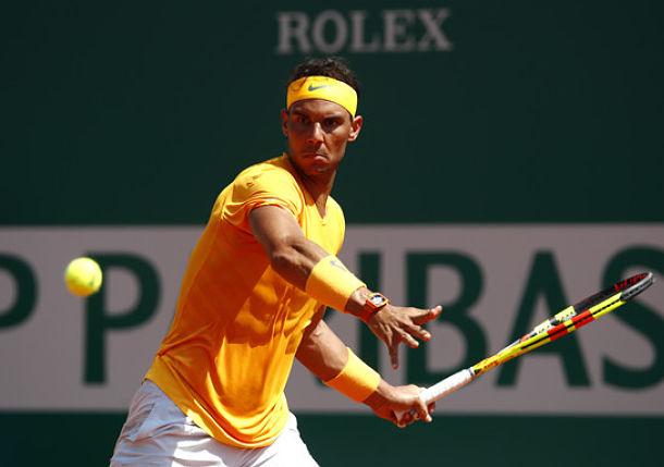Nadal Defeats Dimitrov, Reaches 12th Monte-Carlo Final