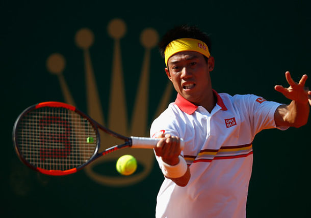 Nishikori, Cilic Rally in Rome