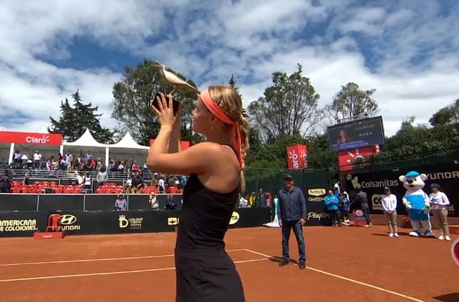 Schmiedlova Claims First Title Since 2015 at Bogota