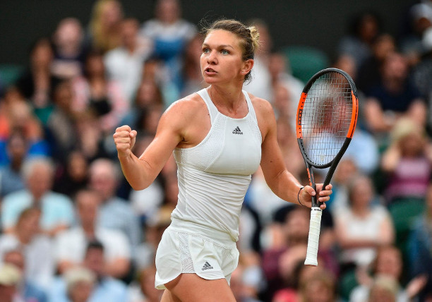 Simona Halep Pulls out of Miami with Shoulder Issue