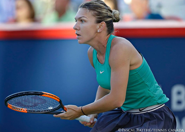 Halep Blasts Barty, Bursts Into Third Rogers Cup Final