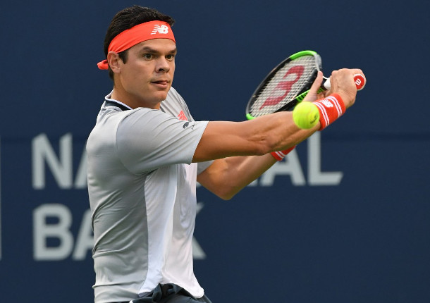 Raonic Sets Strict Safety Bubble