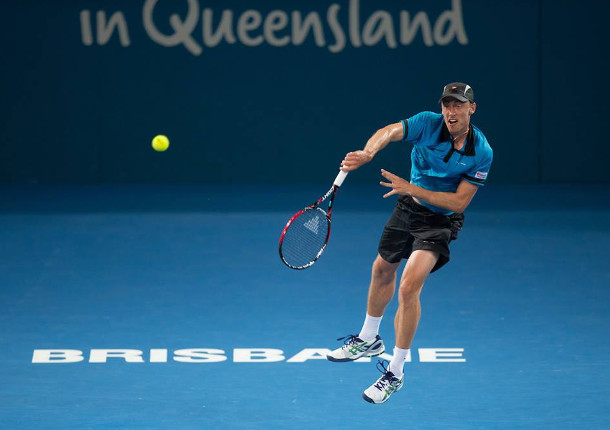 Millman Sets Up Dimitrov Rematch in Brisbane