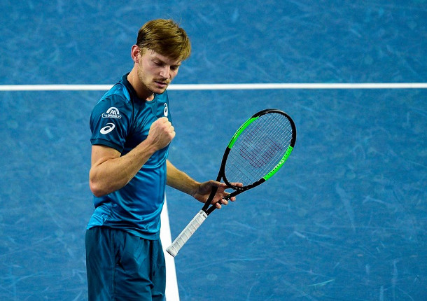 Goffin To Face Gasquet in Montpellier Semifinals