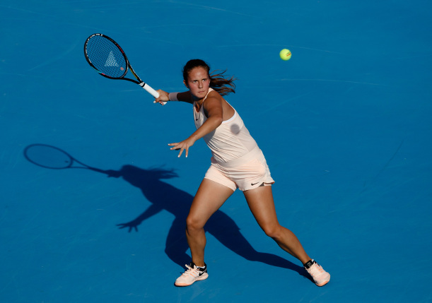 By the Numbers: Kasatkina Cruising, Fognini's Clutch Stat