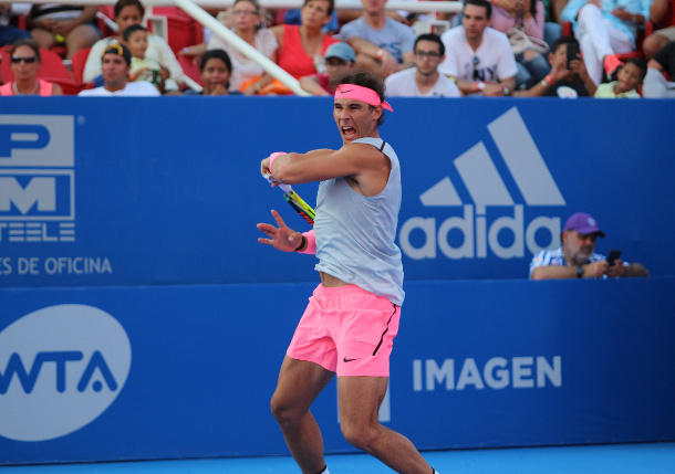 It's Official: Nadal Pulls out of Indian Wells and Miami