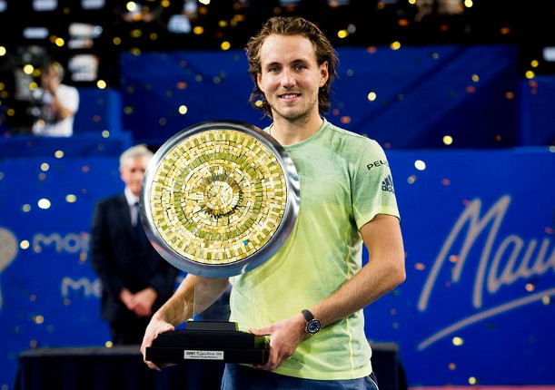 Pouille Grounds Gasquet For Fifth Title in Montpellier