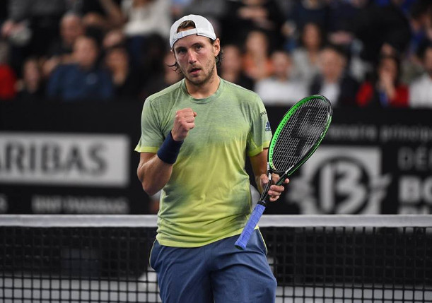 Pouille Avenges Khachanov Defeat in Dubai