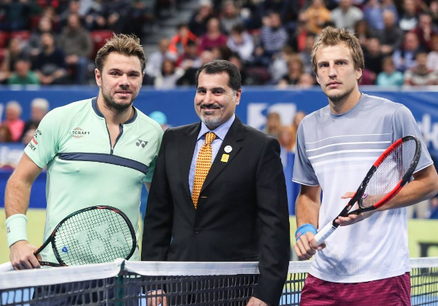 Basic Instinct: Wawrinka Falls In Sofia