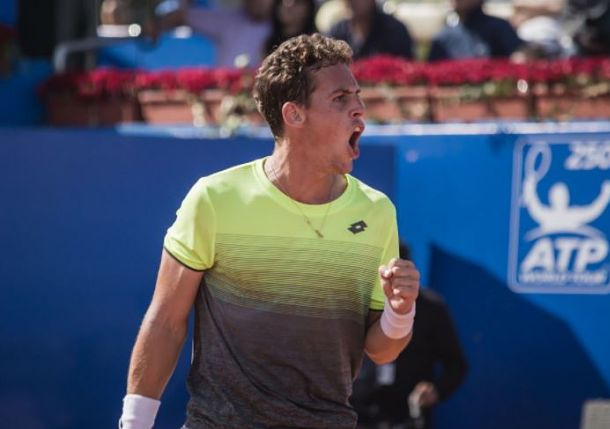 Carballes Baena Wins Maiden Title in Quito