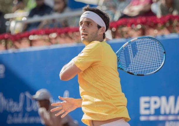 Ramos-Vinolas Sets All-Spanish Final in Quito