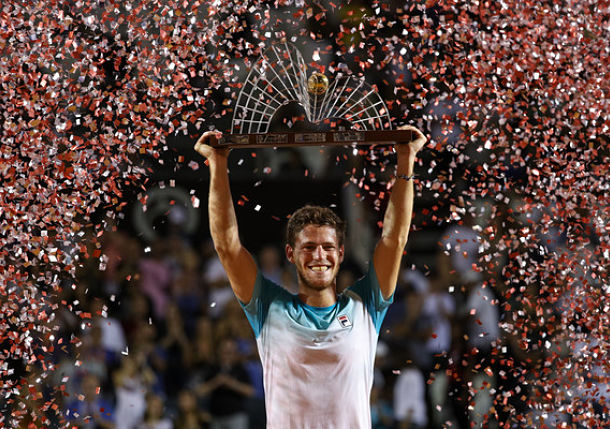 Schwartzman Claims Rio Title, First at ATP 500-Level