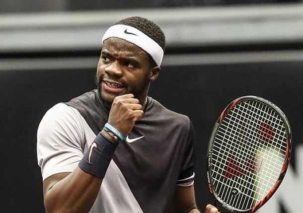 Tiafoe Defeats Shapovalov to Reach First Career Final at Delray Beach