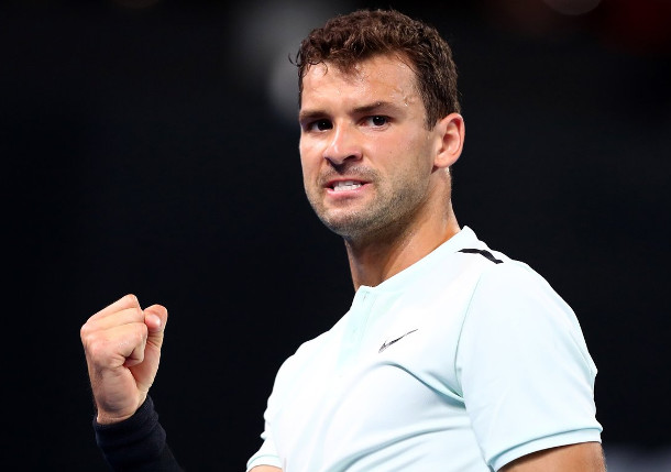 Dimitrov Tests Negative For Coronavirus