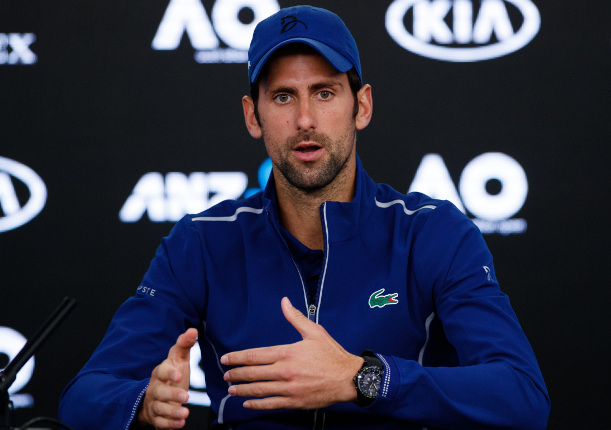 Djokovic Splits With Coach Stepanek