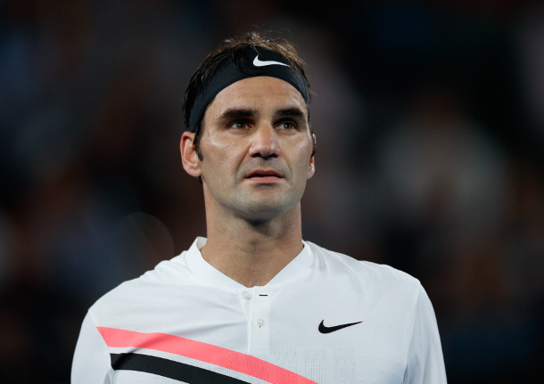 Federer Soars In Rotterdam Return