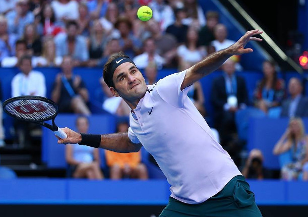 Federer Ready For Launch In Melbourne