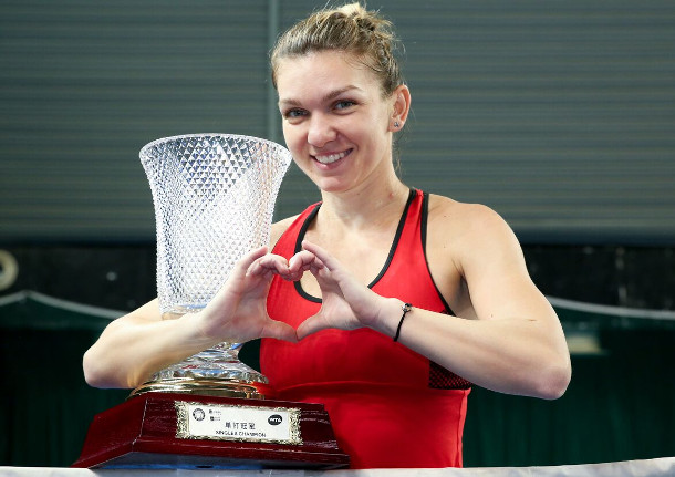 Halep Still Not out of the Woods Yet