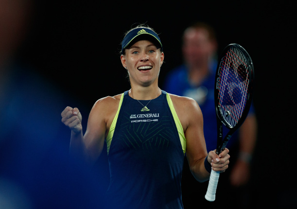 Kerber Battles By Hsieh, Sets Up AO Clash with Keys