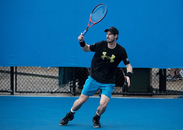 Murray Withdraws From Australian Open