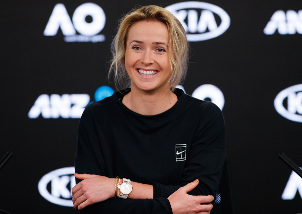 Svitolina To Face Kostyuk in All-Ukrainian Third-Rounder