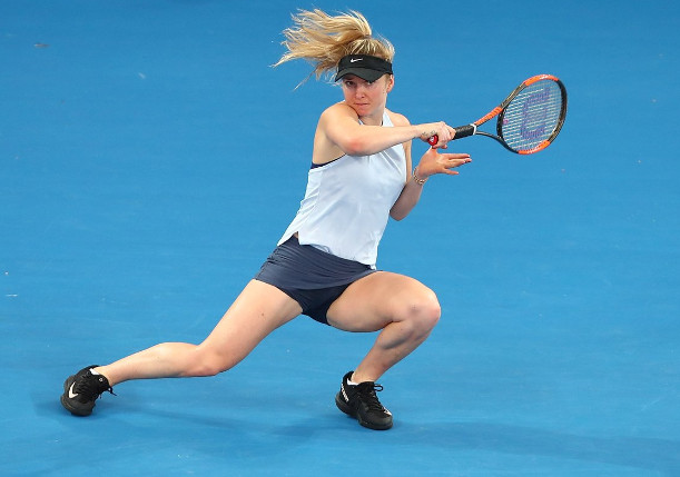 Svitolina Tops Defending Champ Pliskova, Into Brisbane Final