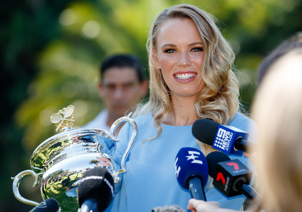 Wozniacki Will Retire After Australian Open
