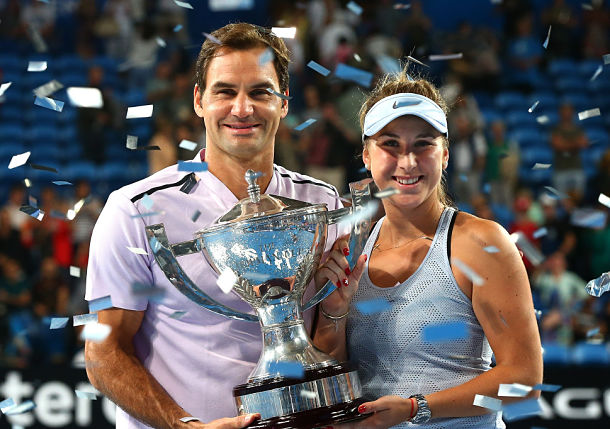 Switzerland Wins Hopman Cup