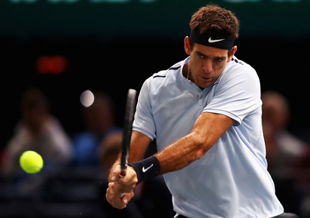Del Potro Reaches Auckland Final