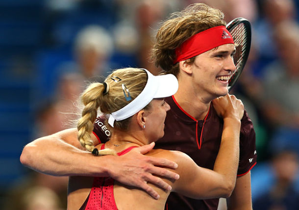 Germany and Switzerland Will Square off in Enticing Hopman Cup Final