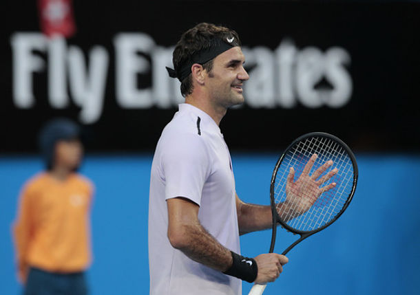 Federer, Bencic Power Swiss into Hopman Cup Final