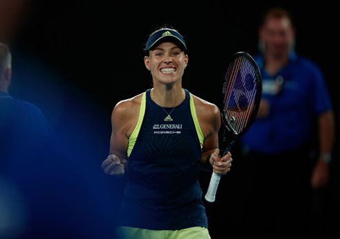 The Magic Is Back for Angelique Kerber