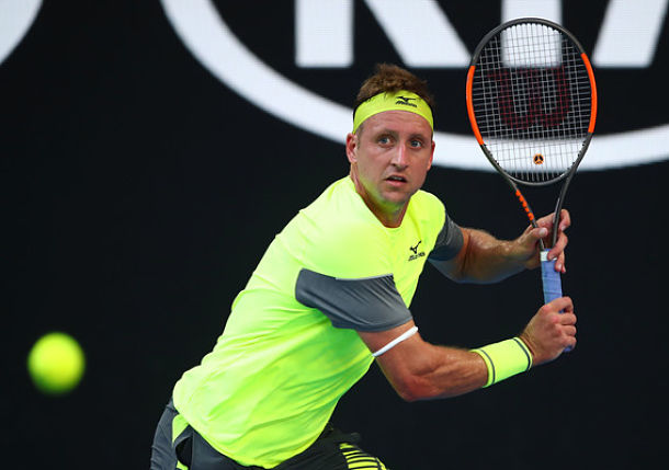 Improbable Run of Tennys Sandgren Continues as he Stuns Dominic Thiem