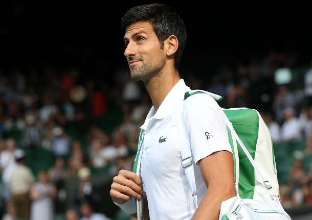 Djokovic Leads Nadal, Anderson Wins Epic To Reach Wimbledon Final