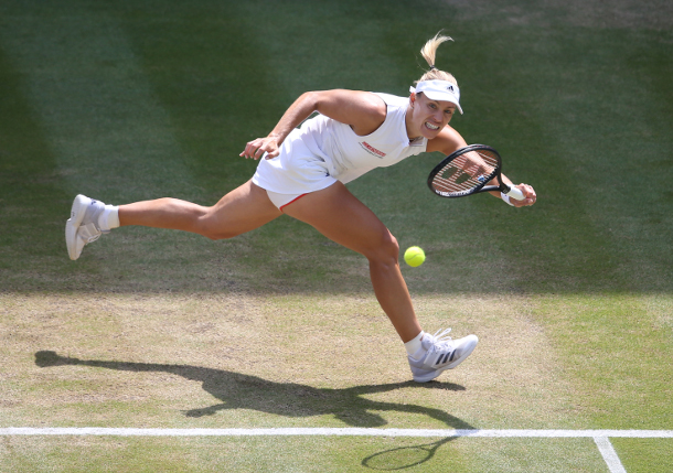 Kerber Steps Out of Olympics