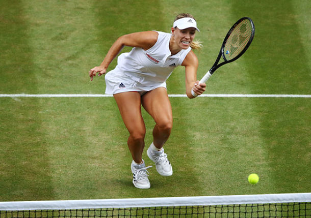 Angelique Kerber Wins Sportswoman of the Year in Germany