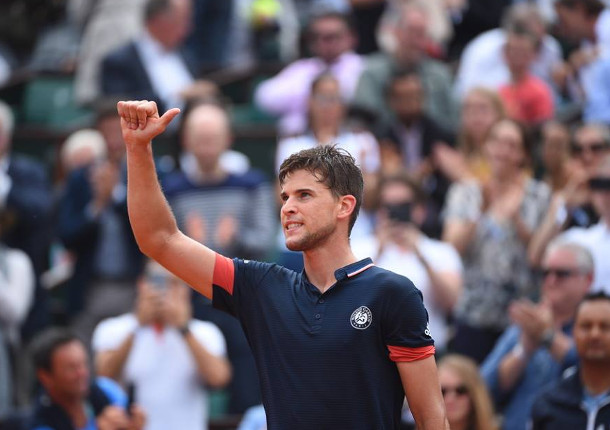 Thiem Flies Into First French Open Final