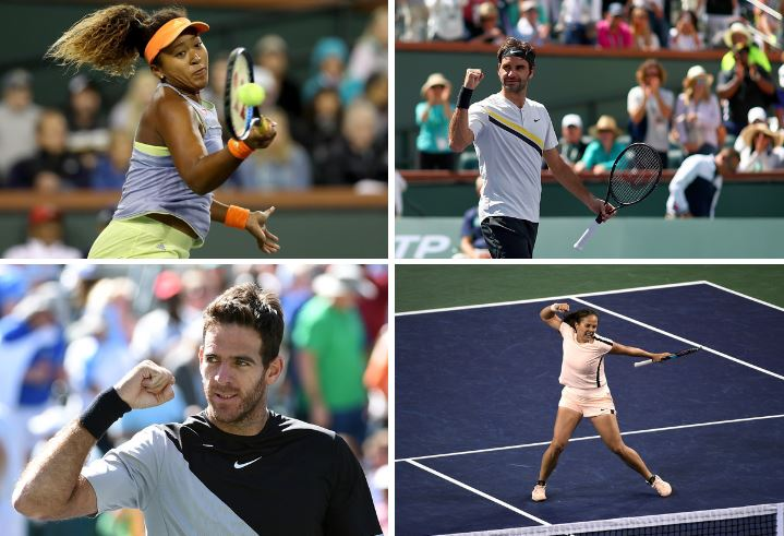 BNP Paribas Open Men's and Women's Final Live Blog Sponsored by Tecnifibre