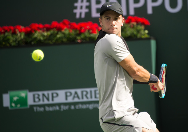 Coric Edges Anderson, Reaches First Masters Semifinal