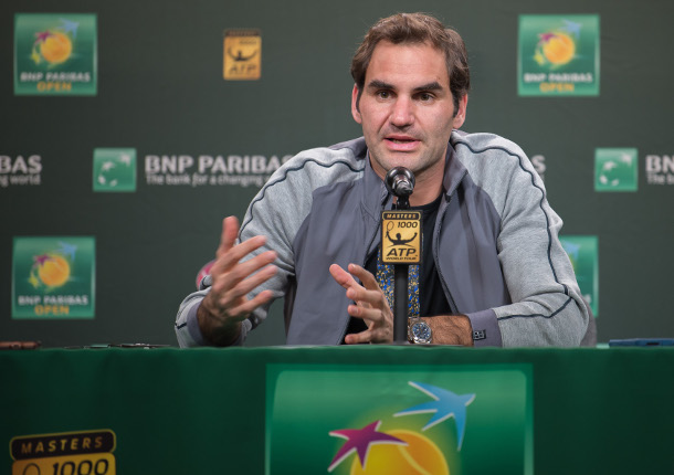 Federer: Deep Drive Key To Success