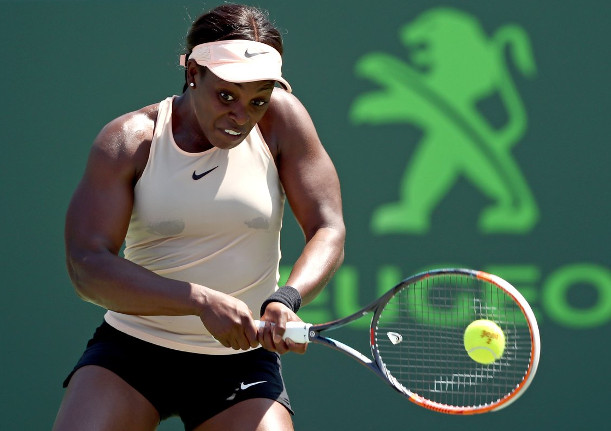 Stephens Sweeps In Roland Garros Demolition
