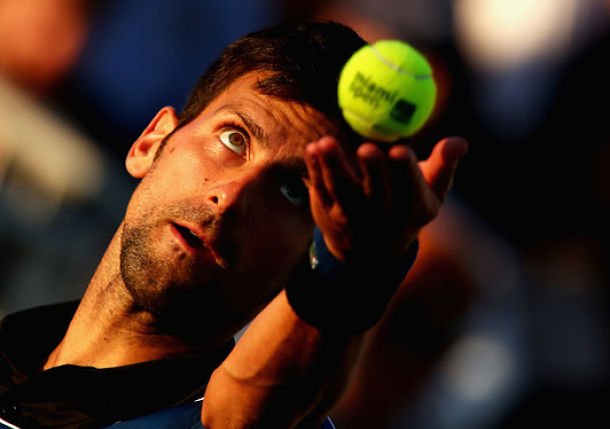 Paire Ends Djokovic's Miami Dominance