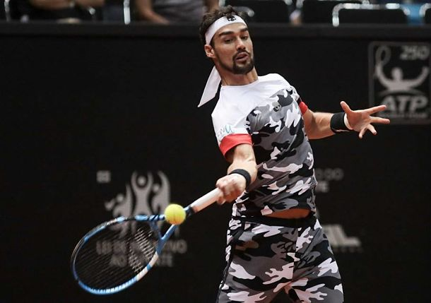 Fognini Defeats Jarry to Capture Sao Paulo Crown