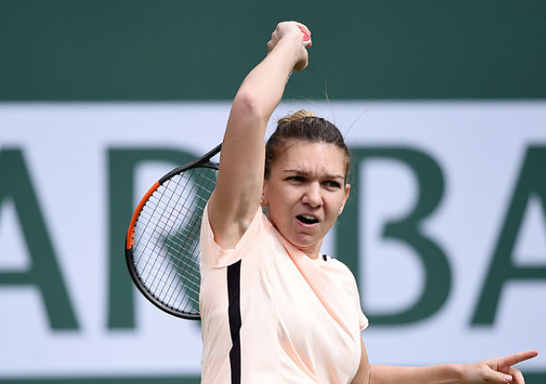 Halep, Osaka to Clash in BNP Paribas Open Semis